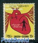 World heart month 1v