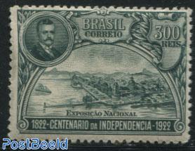 Independence centenary 3v
