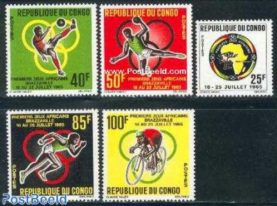 African games 5v