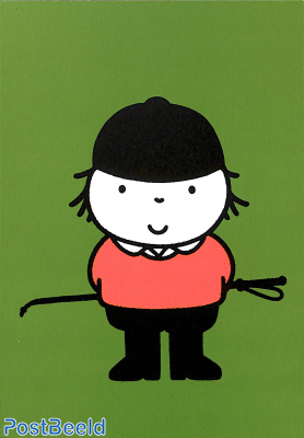 Dick Bruna, Jockey