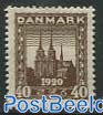 40ore, Roskilde, Stamp out of set