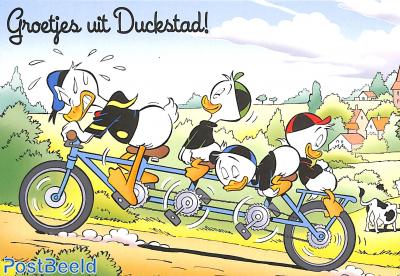 Groetjes uit Duckstad
