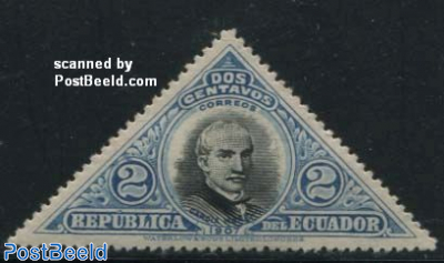 2c, Stamp out of set