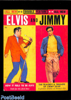 Elvis and Jimmy