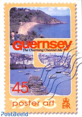 Discover Guernsey through stamps!
