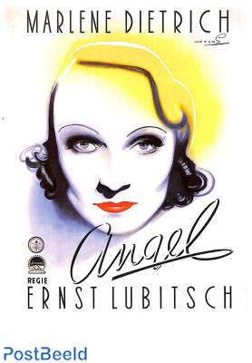 Marlene Dietrich in Angel