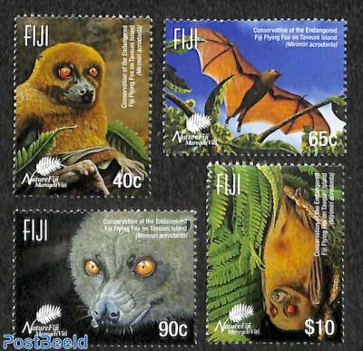 Fiji Flying Fox 4v