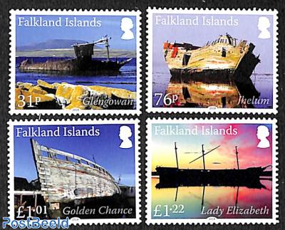 Shipwrecks 4v