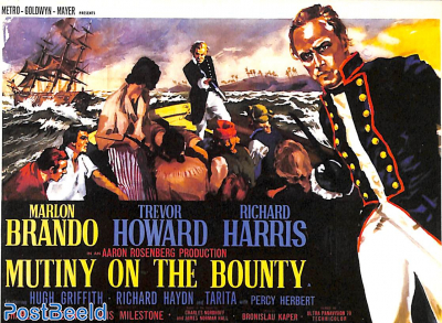 Mutiny on the Bounty, Marlon Brando