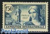 Paris exposition 1v