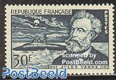 Jules Verne 50th death anniv. 1v