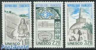 UNESCO 3v