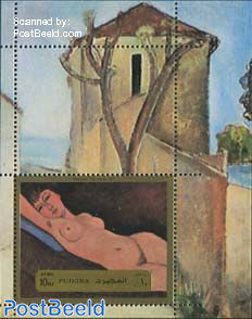 Modigliani s/s