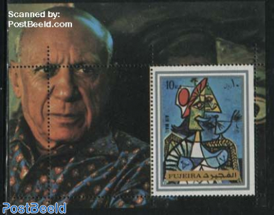 Picasso painting s/s