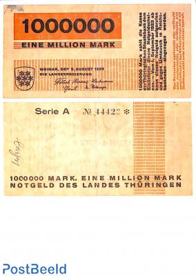 1000000 Mark