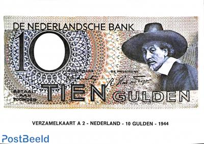 10 Gulden 1944