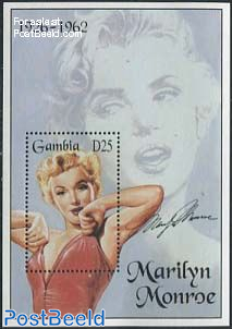 Marilyn Monroe s/s (red dress)