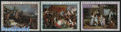 Napoleon I 3v