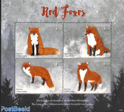 Red Foxes 4v m/s