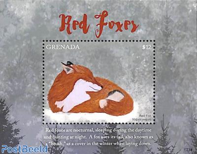 Red Fox s/s