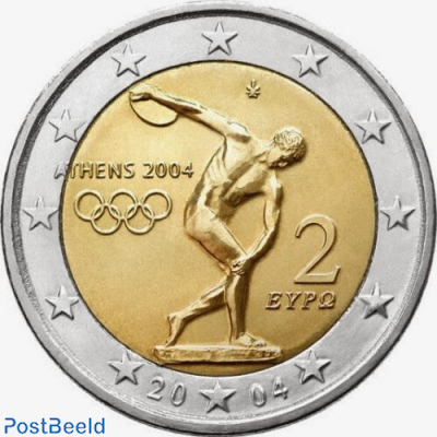 2 Euro 2004 Olympic Games Athens