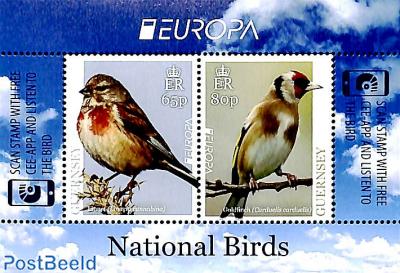 Europa, birds s/s