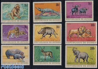 Animals 9v