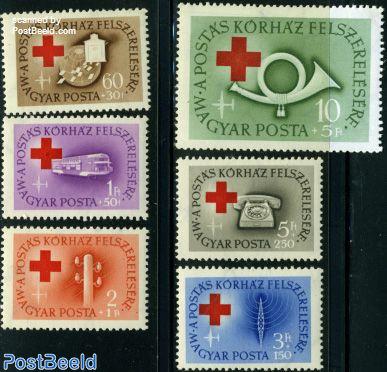 Red Cross 6v