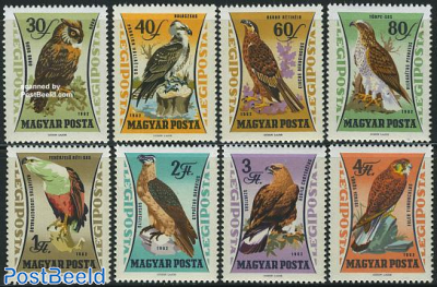 Birds of prey 8v
