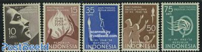 Human rights 5v