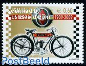 Gilera motorcycles centenary 1v