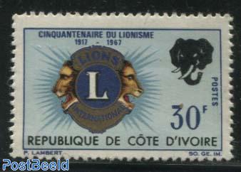 Lions international 50th anniversary 1v