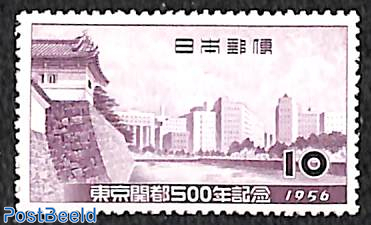 500 years Tokyo 1v
