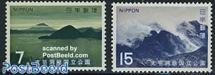 National parks 2v