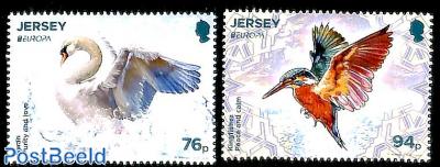 Europa, birds 2v