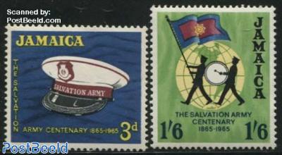 Salvation Army 2v