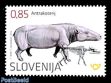 Fossile mammals 1v