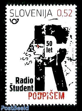 50 years Radio Student 1v