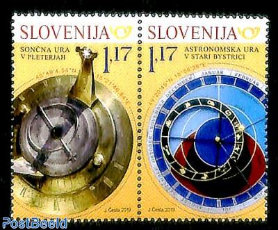 Joint issue Slowakia 2v [:]