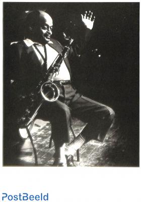 Ben Webster in concert