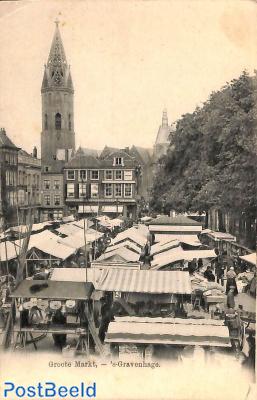 Groote Markt, 's-Gravenhage