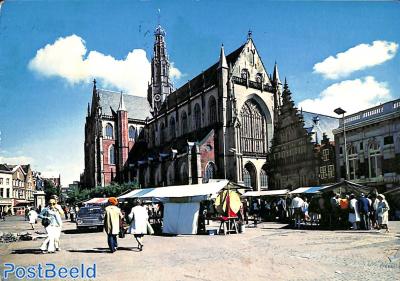 Haarlem, Grote markt