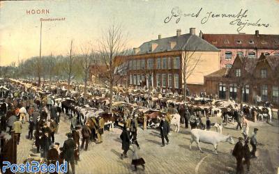 Hoorn, Beestenmarkt