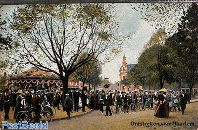 Omstreken van Haarlem