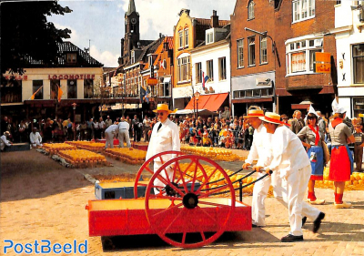 Cheese Market Purmerend