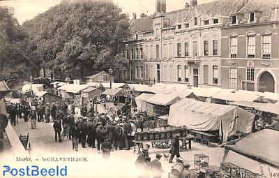 Markt 's-Gravenhage