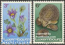 European nature conservation 2v