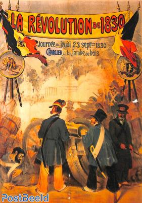 La Revolution de 1830