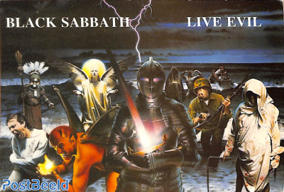 Black Sabbath, Live Evil
