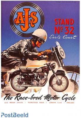 ALS Stand No. 32